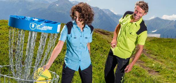 Mountain Disc Golf