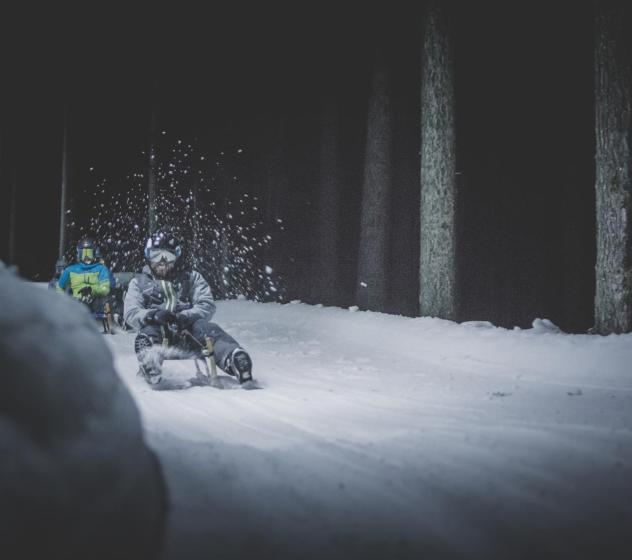 Rosskopf Monte Cavallo Ski Area Skiing In Sterzing Vipiteno