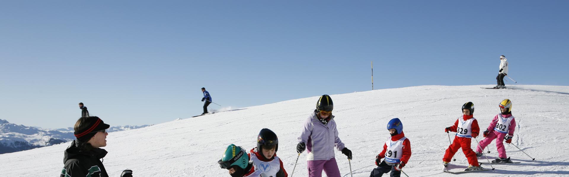 Ski School Sterzing Vipiteno Rosskopf Monte Cavallo South Tyrol